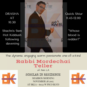 RabbiMordechai Teller